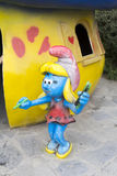 Smurfs Royalty Free Stock Images