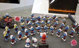 The Smurfs Band Stock Photos