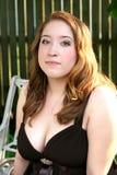 Smutna bal dziewczyna Fotografia Stock