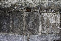 Smuts, smuts och konkreta yttersidor, betonggolv arkivfoto