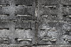 Smuts, smuts och konkreta yttersidor, betonggolv royaltyfria bilder