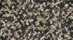 Smutsa ner kamouflage för bakgrund Arkivfoton