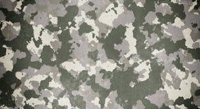 Smutsa ner kamouflage för bakgrund Royaltyfri Bild