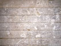 Smutsa ner murbruk täckte golvtiljor Fotografering för Bildbyråer