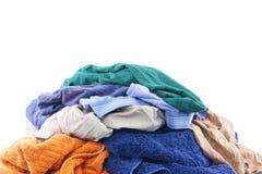 Smutsa ner tvätterit royaltyfri bild