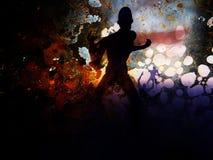 Smutsa ner Zombies Fotografering för Bildbyråer