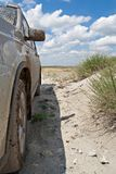 smutsig bil Fotografering för Bildbyråer
