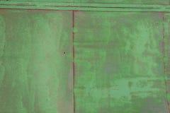 Smutsig gammal metallyttersida Vit-grå färger grungetextur close upp royaltyfri illustrationer