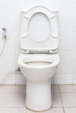 smutsig offentlig toalett Royaltyfria Foton