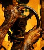 smutsiga händer Fotografering för Bildbyråer