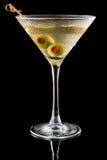 Smutsiga martini Fotografering för Bildbyråer