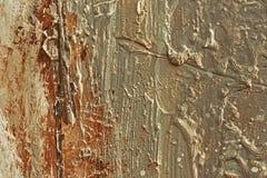 Smutsigt abstrakt begrepp målad konkret textur Royaltyfri Bild