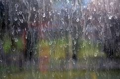 Smutsigt fönster Royaltyfri Foto