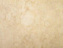 Smutsigt gammalt brunt papper Arkivbild