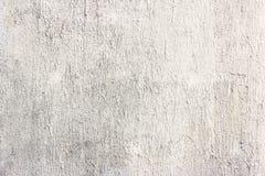 Smutsigt sprucket tappningljus för gammal grunge - grå vägg för betong- och cementformtextur eller golvbakgrund arkivfoto