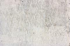 Smutsigt sprucket tappningljus f?r gammal grunge - gr? v?gg f?r betong- och cementformtextur eller golvbakgrund arkivbild