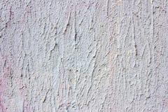 Smutsigt sprucket tappningljus f?r gammal grunge - gr? v?gg f?r betong- och cementformtextur eller golvbakgrund royaltyfria foton