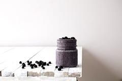 Smuz de la baya Imagen de archivo libre de regalías
