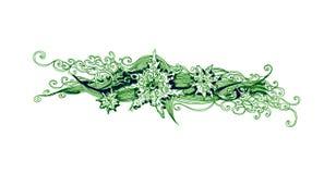 smycka xmas Royaltyfria Bilder