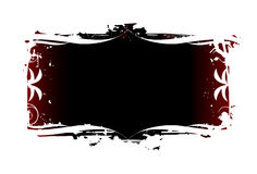 smyckad grunge Royaltyfri Bild