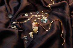 smycken Arkivfoto