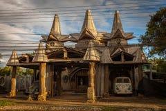Smycken Art Gallery på den Koh Samui ön Arkivfoton