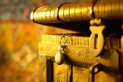Smycken boxas Royaltyfri Fotografi