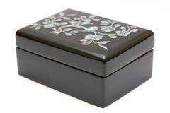 smycken för svart ask Royaltyfri Bild