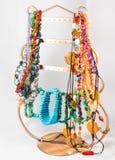 Smycken och bijouterie Fotografering för Bildbyråer