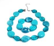 Smycken pärlor, armband Arkivfoton