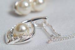 smyckenbröllop Arkivfoton