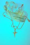 smyckendoft Arkivfoto