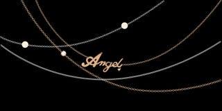 Smyckenkedjor Royaltyfria Bilder
