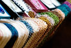smyckenlager Royaltyfria Foton