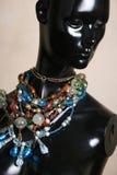 smyckenstand arkivbild