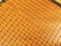 Smyczkowa przerwa centrum tenisa sznurek Fotografia Royalty Free