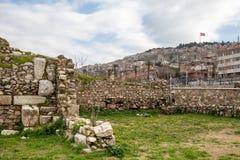 Free Smyrna Agora Ancient City Stock Image - 138849891