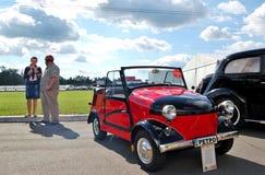 SMZ retros S-3A en anual automotor-muestran Foto de archivo libre de regalías