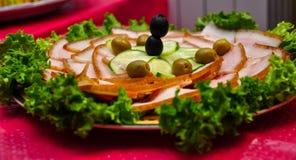 Snäcke für gesunde Ernährung Stockfoto