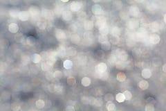 Snöbakgrund Arkivfoton