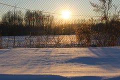 Snöby Arkivbilder