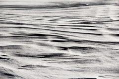 Snödesign Arkivbilder