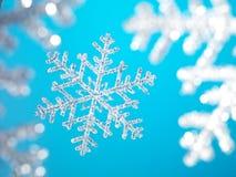 Snöflinga Royaltyfria Foton