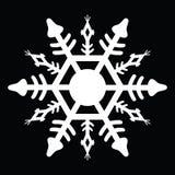 Snöflinga Royaltyfria Bilder