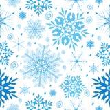 Snöflingamodell Arkivfoto