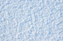 Snöig bakgrund Arkivfoto