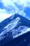 snöig berg 11 Royaltyfri Bild