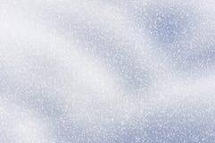 Snöig julbakgrund 4 Royaltyfria Foton