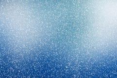 Snöig julbakgrund 10 Royaltyfri Foto
