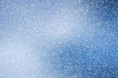 Snöig julbakgrund 1 Arkivfoto